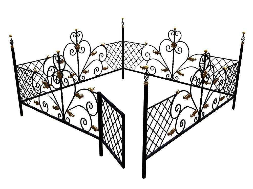 приятнее картинки красивых оград такового списке обнаружится